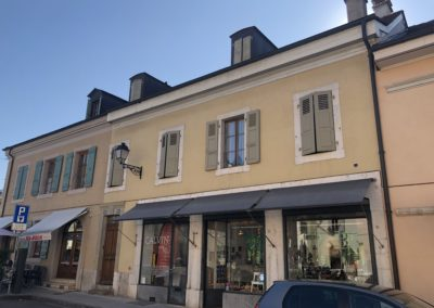 Carouge – Rénovation