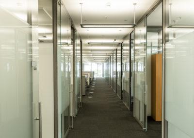 Campus Biotech – Aménagement intérieur