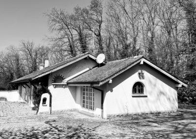 Blessoniers – Transformation d'une maison